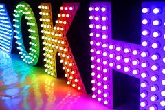 Преимущества светодиодной рекламы